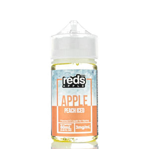 reds apple peach iced