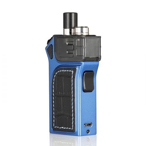 smok mag pod kit matte blue