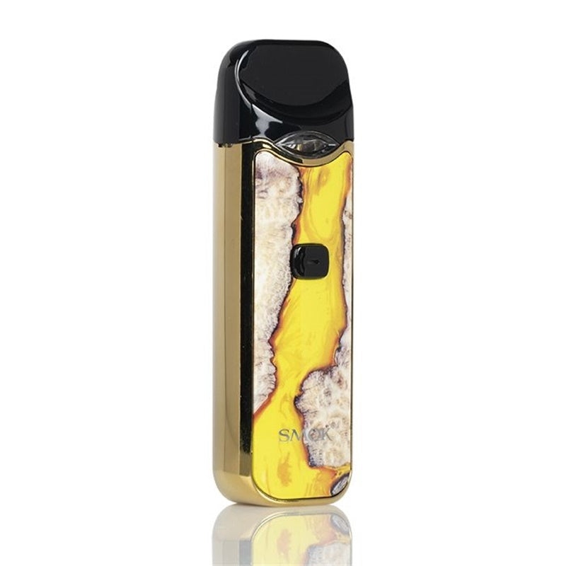 smok nord yellow wood