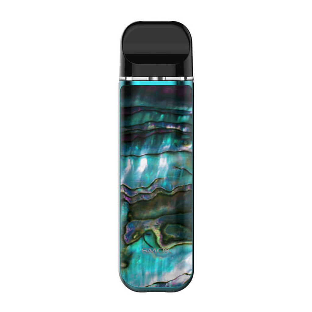 smok novo 2 tiffany blue shell