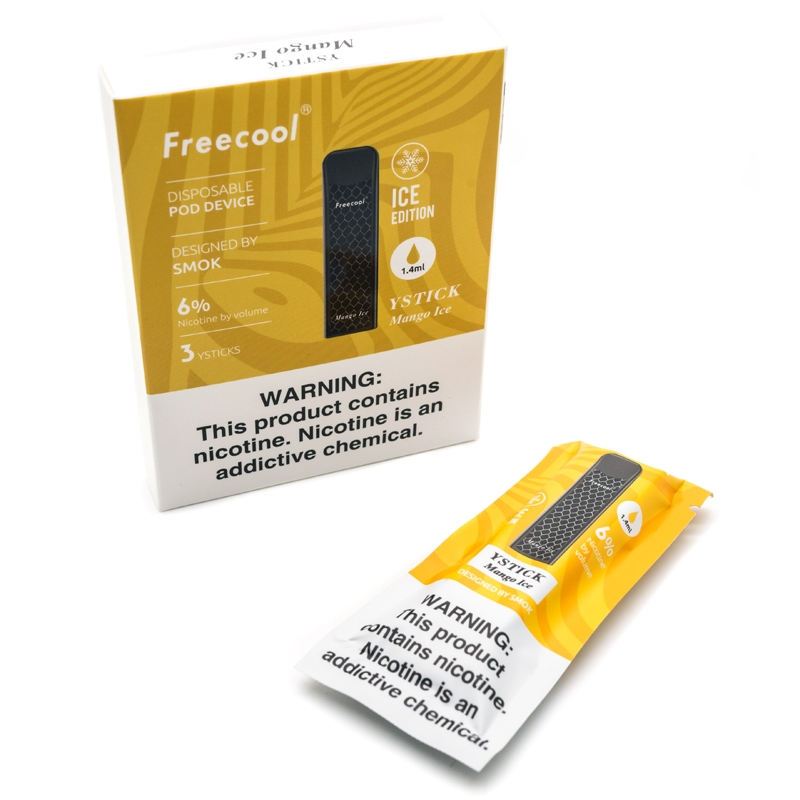 freecool ystick mango ice