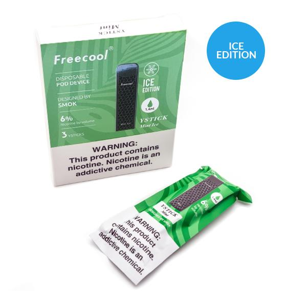 freecool ystick mint ice