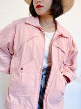 Load image into Gallery viewer, 1980s Pink Cotton Jacket