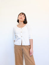 Load image into Gallery viewer, Mother of Pearl Knit Top