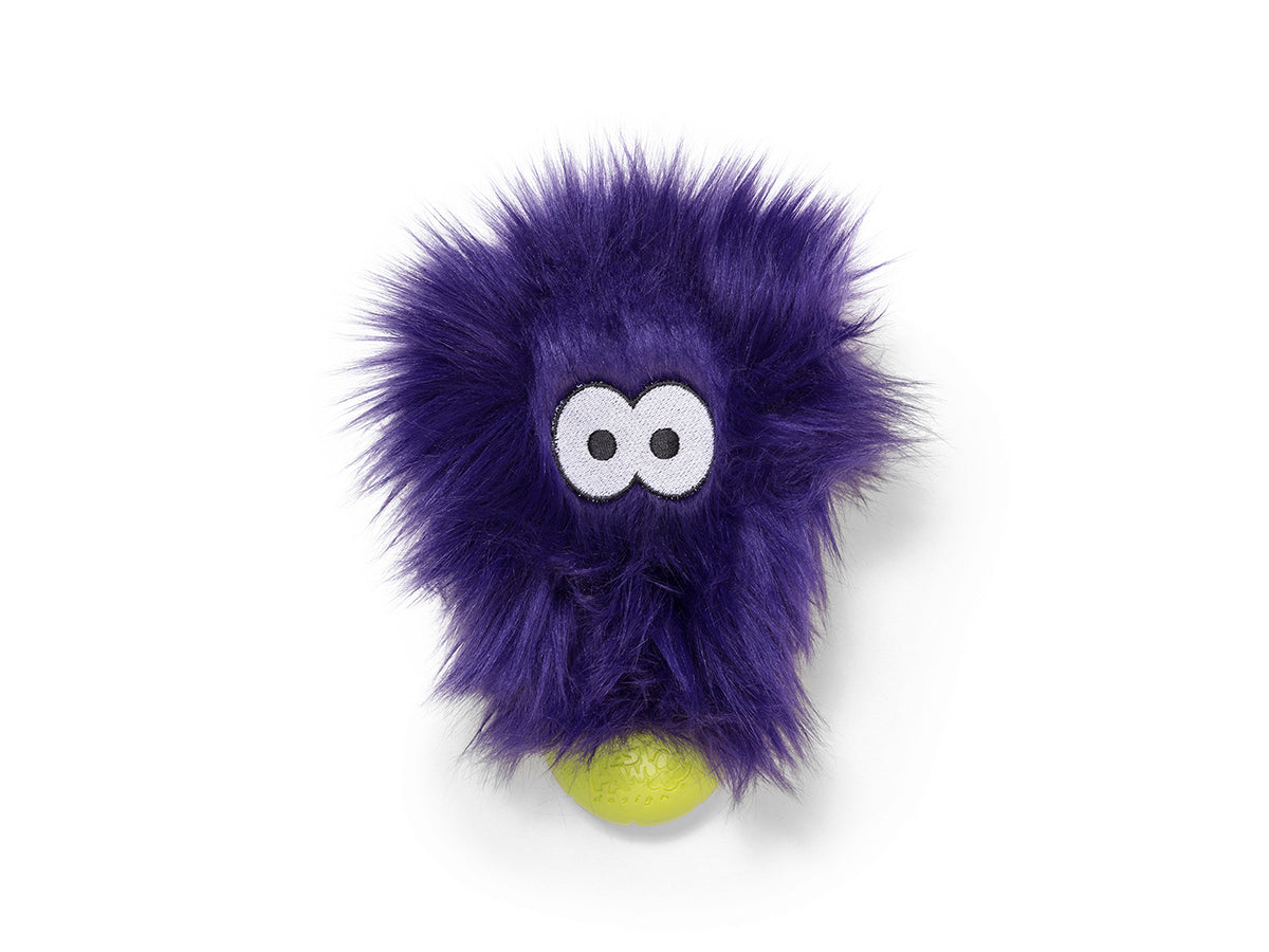 Rowdies with HardyTex and Zogoflex West Paw Custer Durable Plush Dog Toy