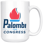 Load image into Gallery viewer, Palombi for Congress Mug