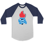 Load image into Gallery viewer, Liberty For All 3/4 Raglan Shirt