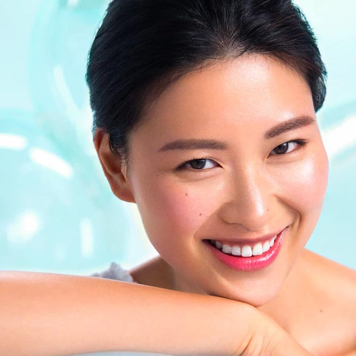 how to get dewy, glowing skin
