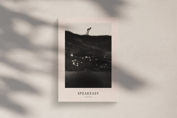 VOL.1 X SPEAKEASY COFFEE TABLE BOOK  + DIGITAL BOOK