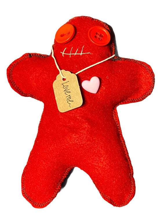 Love Me Voodoo Doll