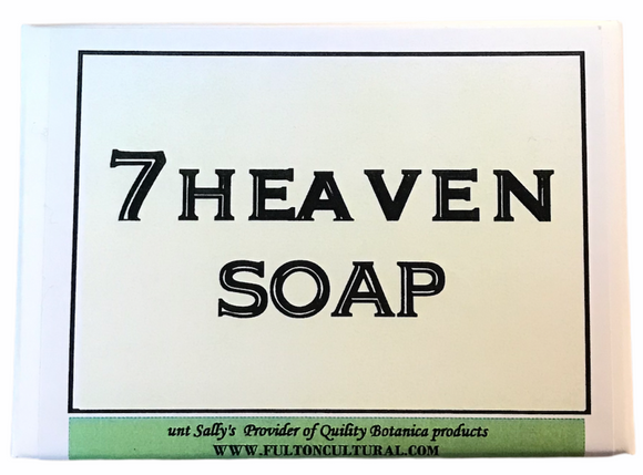 AS 7 Heaven Bar Soap