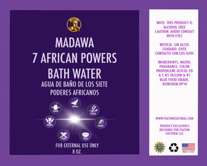 AS 7 African Powers Bath Water