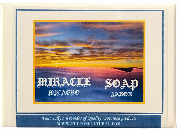 AS Miracle Bar Soap