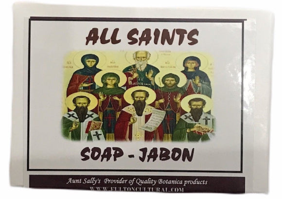 AS All Saints Bar Soap