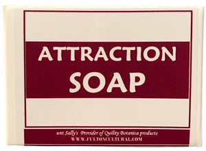 AS Attraction Bar Soap