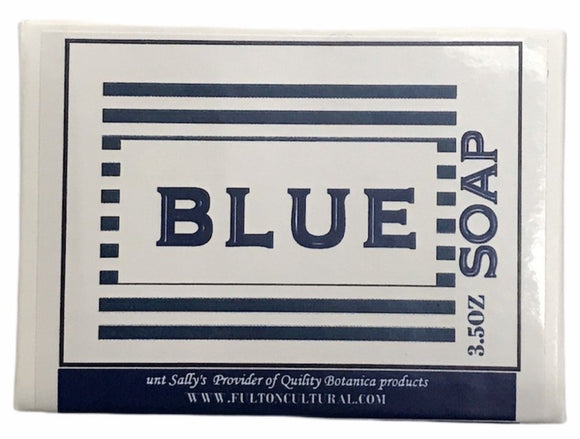 AS Blue Bar Soap