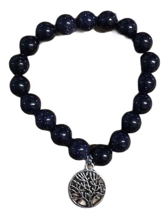 Bracelet w/ Tree of Life Pendant