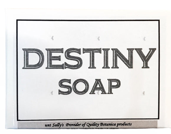 AS Destiny Bar Soap