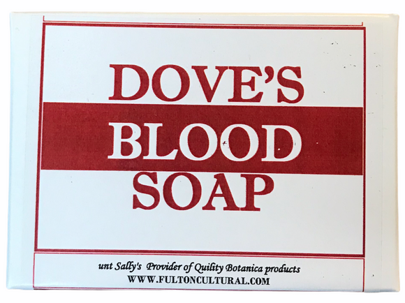 AS Dove's Blood Bar Soap
