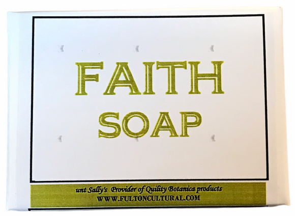 AS Faith Bar Soap