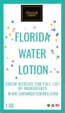 AS Florida Water Lotion
