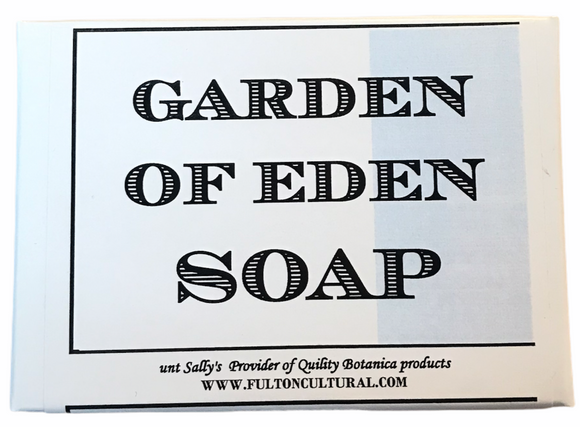 AS Garden of Eden Bar Soap