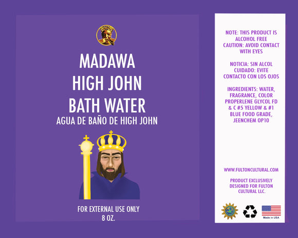 AS High John Bath Water