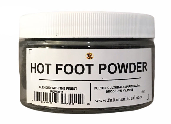 AS Hot Foot Powder
