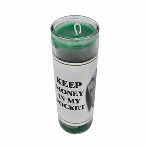 AS Keep Money In My Pocket Candle