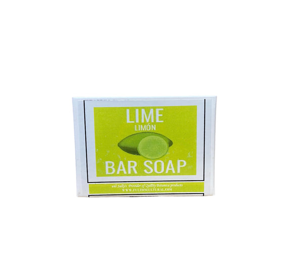 AS Lime Bar Soap