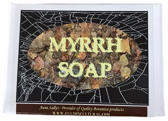 AS Myrrh Bar Soap