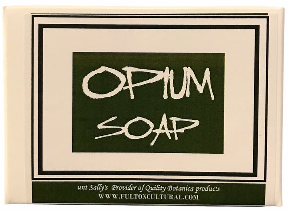 AS Opium Bar Soap