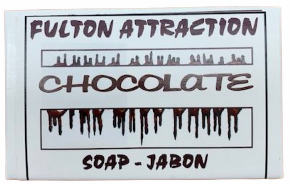 AS Chocolate Bar Soap