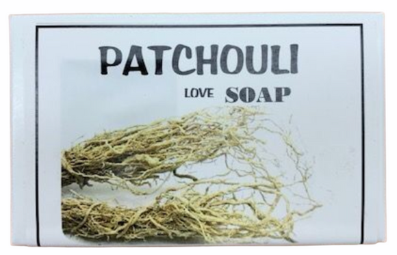 AS Patchouli Bar Soap