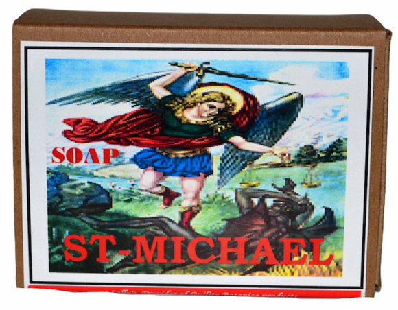 AS St. Michael Bar Soap