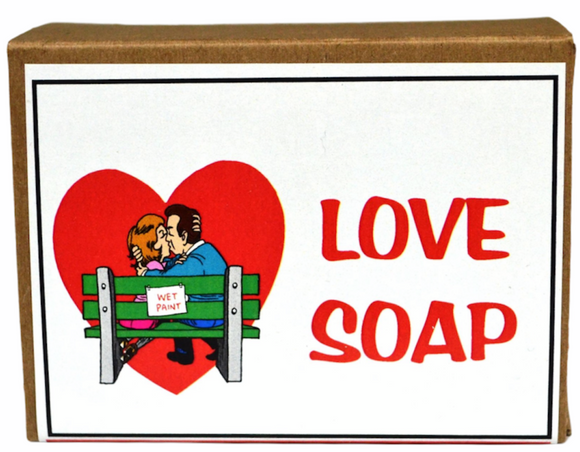 AS Love Bar Soap