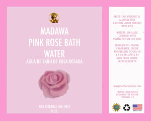 Smink Pink Rose Bath Water