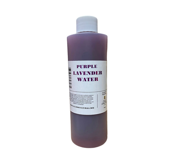 AS Purple Lavender Water