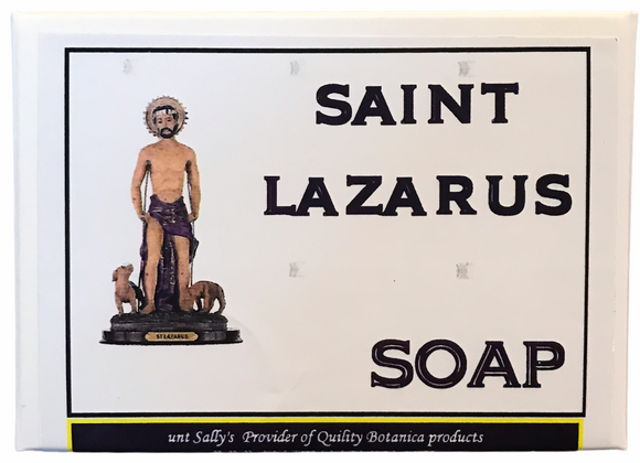 AS St. Lazarus Bar Soap