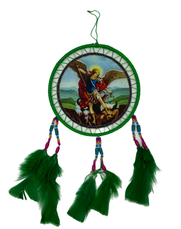 St. Michael Dreamcatcher