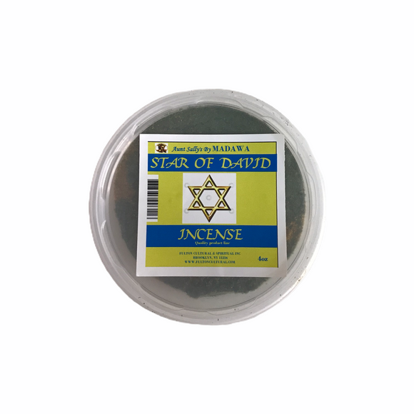 AS Star of David Incense Powder