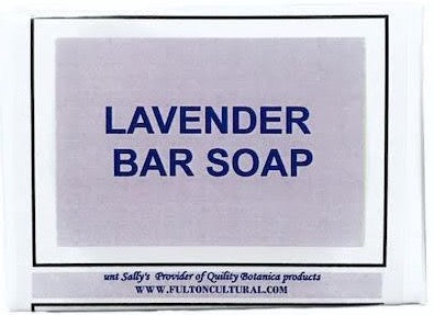 AS Lavender Bar Soap