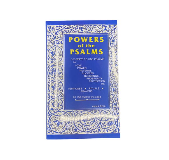 Power of the Psalms by Anna Riva