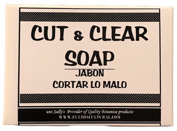 AS Cut and Clear Bar Soap
