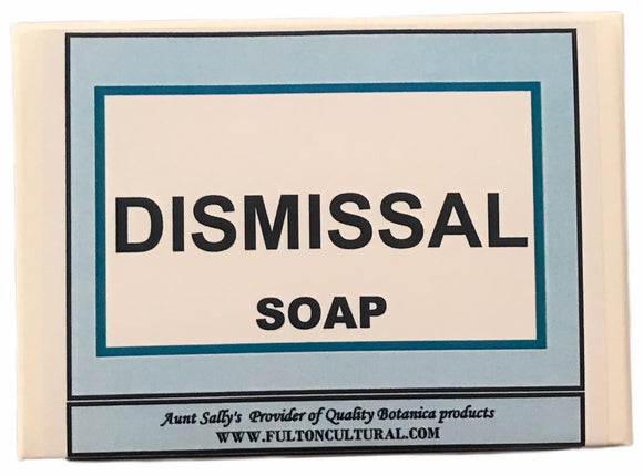 AS Dismissal Bar Soap