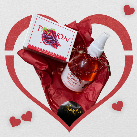 Passion Valentine's Day Gift Set