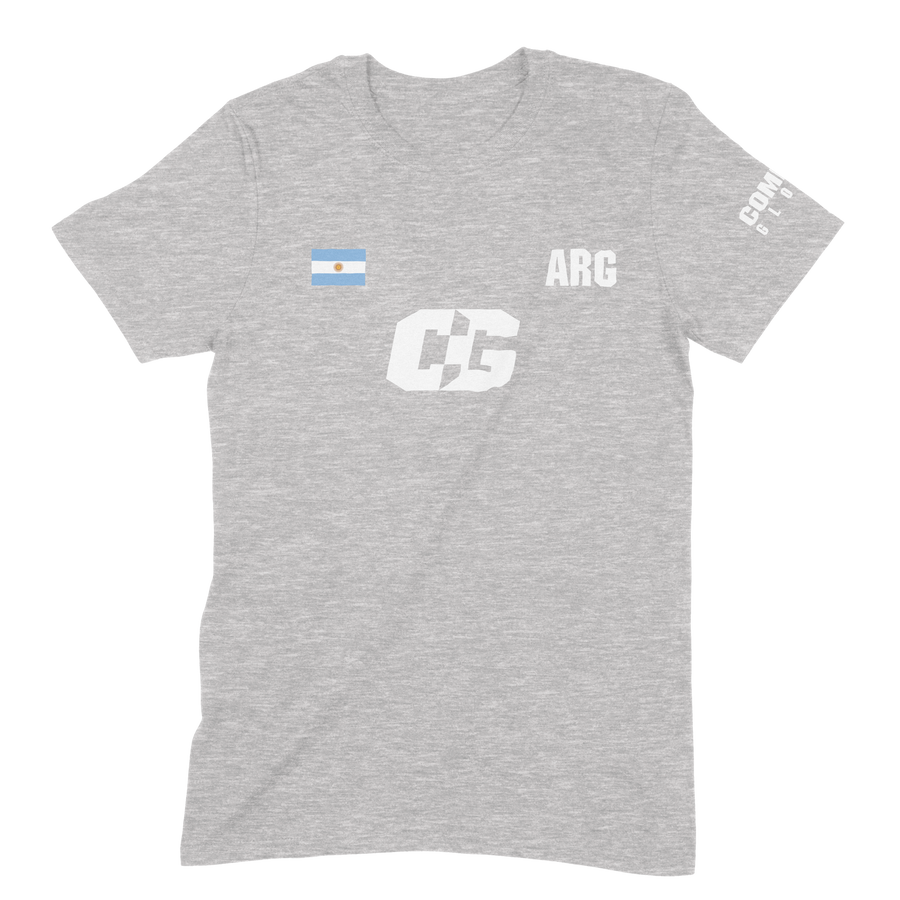 CA Argentina Country Code T-Shirt