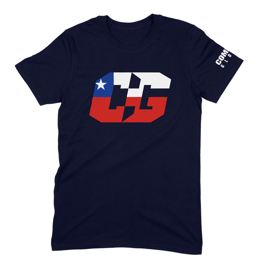 CG Chile Country Flag T-Shirt