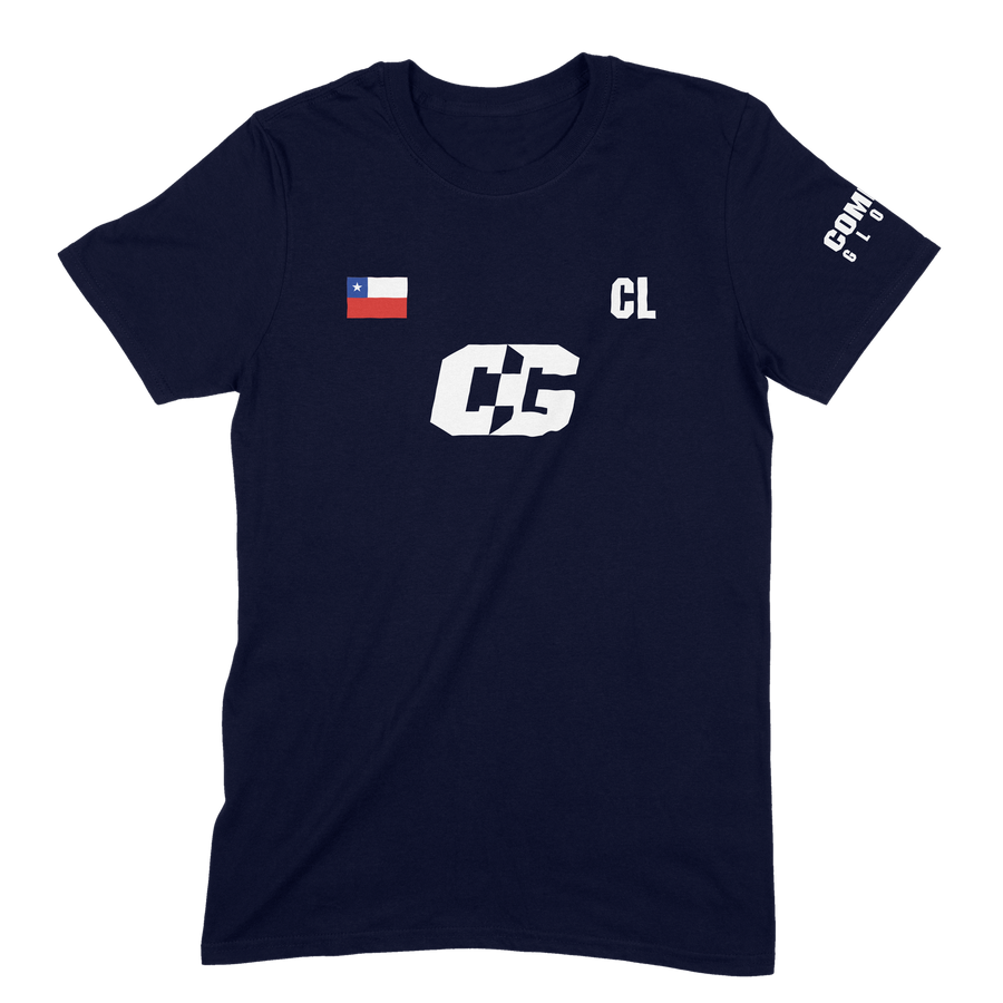 CA Colombia Country Code T-Shirt