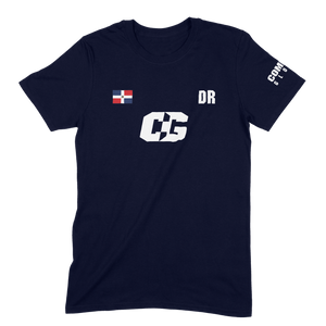 CA Dominican Republic Country Code T-Shirt